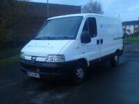2004 peugeot boxer 2.2 diesel van