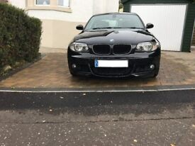 BMW 120d MSport Coupe