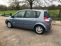 RENAULT SCENIC PRIVILEGE 1.9 DIESEL 2005 LONG MOT DRIVES SUPERB