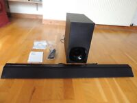 Sony Sound Bar HT-CT780 in good condition. High reviews, amazing sound quality.