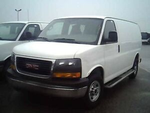 2015 GMC Savana 2500 CARGO VAN / NO PAYMENTS FOR 6 MONTHS !!!