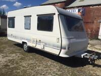 4 BERTH ADRIA WITH END BEDROOM ONLY PROBLEM IS WITH DOOR
