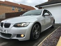 *HUGE SPEC* 2008 58 BMW 335d M Sport Coupe 3 Series Pro Nav Bluetooth Xenons
