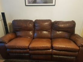 Electric Recliner Sofa Suites 3 and 2 seater plus armchair