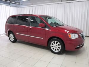 2016 Chrysler Town & Country MINIVAN 7PASS DVD AND MORE!!