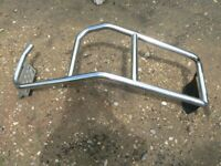 Hilux Surf KZN185 Rear Ladder in Chrome Factory Extra 1996-2002 models