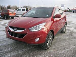 2014 Hyundai Tucson Limited - FACTORY WARRANTY!!