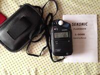 Seconic light meter Flashmate L-308S
