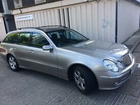 Beautifull strong 2004 Mercedes Benz avantgarde estate, dielsel kept in excellent conditions.