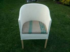 Old Style Wicker Chair