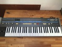 Korg Poly 61 recently serviced