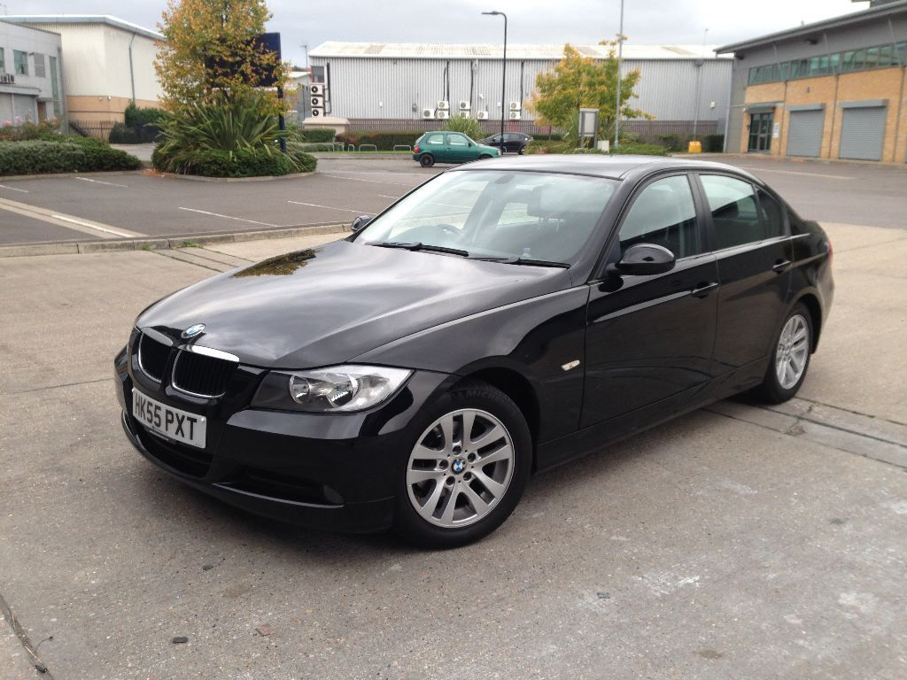 BMW 320I Black 2006 | in Ealing, London | Gumtree