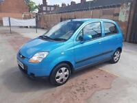 2008 CHEVROLET MATIZ 0.8 PETROL AUTOMATIC FULL SERVICE LOW MILES MINT CAR NOT CORSA DAEWOO