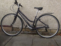 Ladies Ridgeback Rapide Motion 21 gear hybrid bike