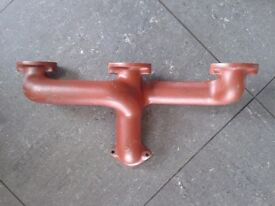 Leyland/Marshall Tractor Exhaust Manifold