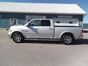 2015 Ram 1500 Laramie, DIESEL,SUNROOF,NAVI,AIR SUSPENSION,LOADED Kitchener / Waterloo Kitchener Area image 9