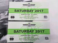 Goodwood Festival of Speed Saturday 2 Tickets