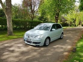 Volkswagen Polo 1.4 tdi Bluemotion Tech 2 £0 Road Tax 2008/58 85k Cat D repaired 5 Dr £1950