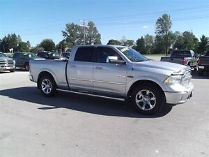 2015 Ram 1500 Laramie, DIESEL,SUNROOF,NAVI,AIR SUSPENSION,LOADED Kitchener / Waterloo Kitchener Area image 3