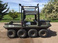 ARGO CONQUEST 1998, 8x8, 1055 HOURS, FULLY LOADED