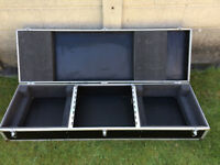Professional Coffin Flightcase for Turntables and Mixer