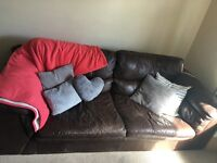 ***FREE*** Sofa and armchair perfect for 1st time movers
