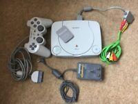 Sony PlayStation 1 Grey Console