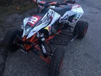 Ktm 450 xc 2010 model. Road legal quad bike. Not raptor banshee yfz ltr ltz trx