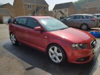 Audi SLine 57 plate £3795 brand new MOT no