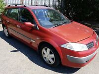 Renault Megane Estate 1.5 dci (diesel) £30 road tax !