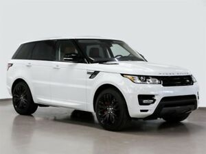 2016 Land Rover Range Rover Sport V8 Supercharged Dynamic (2016.
