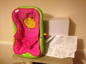 Graco 5 in 1 doll play set