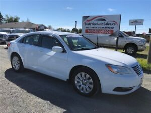 2013 Chrysler 200 CERTIFIED!! WE DELIVER!! FOR FREE!!!