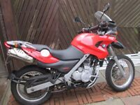 BMW F650GS Enduro - Very Low Mileage - ££££100s Spent