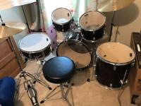 Full Drum Kit