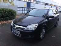 VAUXHALL ASTRA 1.6 PETROL DESIGN WITH FULL YEAR MOT AND SERVICE HISTORY