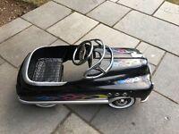 Retro Tin Car