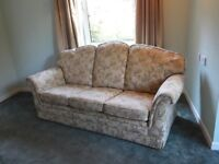 Parker Knoll 3 seater sofa in excellent condition