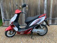 49 cc Moped: Yamaha JOG RR (2010)