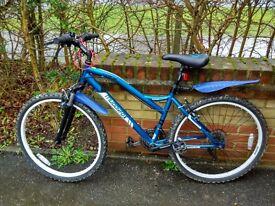 Muddyfox Escape Mountain Bike.
