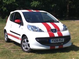 Peugeot 107 Sport 2008