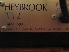 heybrook turntable