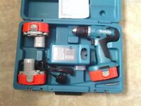 Makita drill 6391DWPE3 brand new never used unwanted gift
