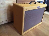 Fender Blues Deluxe Tweed Amplifier - AS NEW
