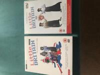 NOW REDUCED - 2 Little Britain DVD's
