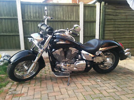 Honda vtx 1300 vgc low mileage