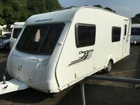 ☆ 2011 SWIFT CHARISMA 570 ☆ 4 5 6 BERTH ☆ TOURING CARAVAN ☆ FINANCE PX AVAILABLE ☆ FULLY SERVICED ☆