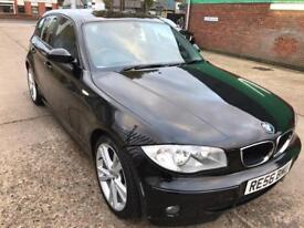 BMW 116 I 1.6 petrol manual start&drives clean car