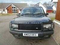 Rang Rover 4lt Auto, Petrol/LPG