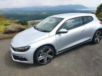 2009 VW SCIROCCO 2.0 TDI COUPE 1 LADY OWNER NO FAULTS